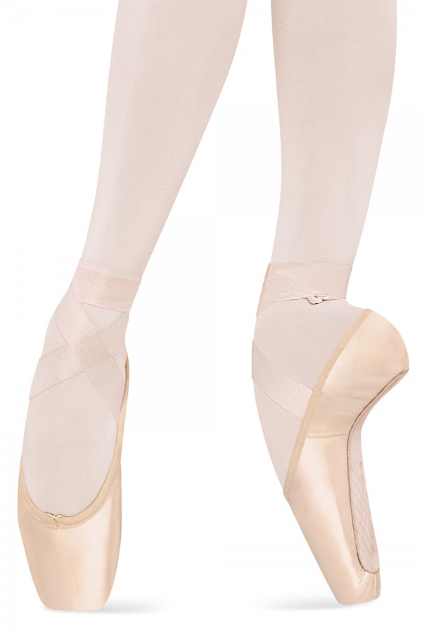 image - Sheer Stretch Ribbon Dance Shoes Accessories