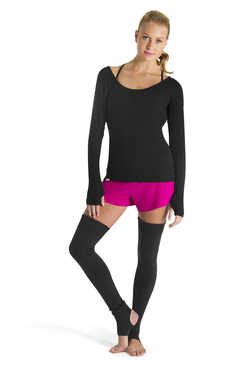 Supplex Leg Warmer Women's Dance Warmups