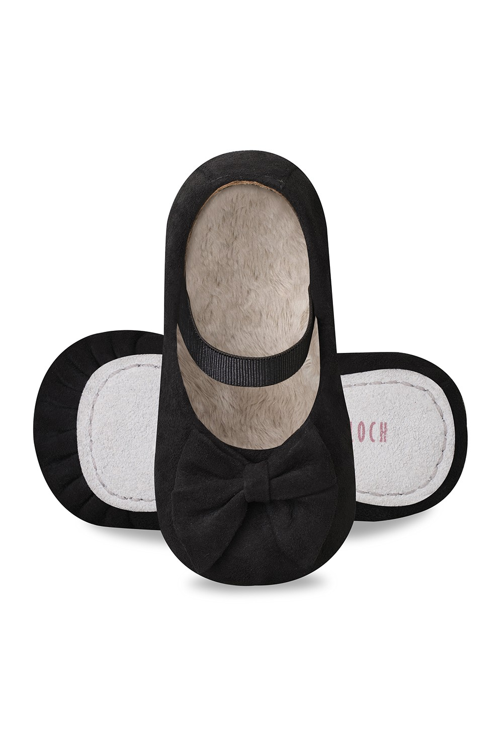 Baby Ballet Flat - Fur Lining Babies Fashion Shoes