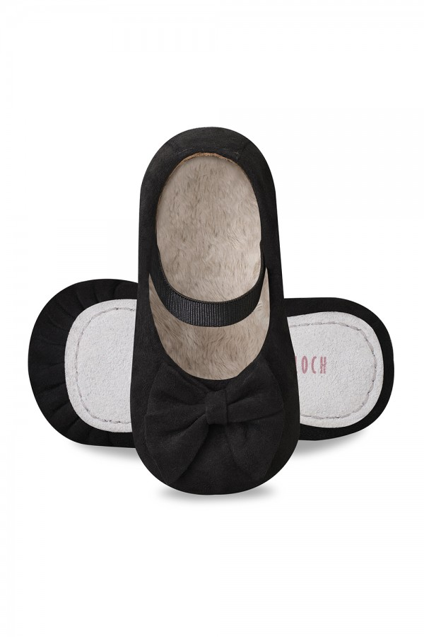 image - Baby Ballet Flat - Fur Lining Babies Fashion Shoes
