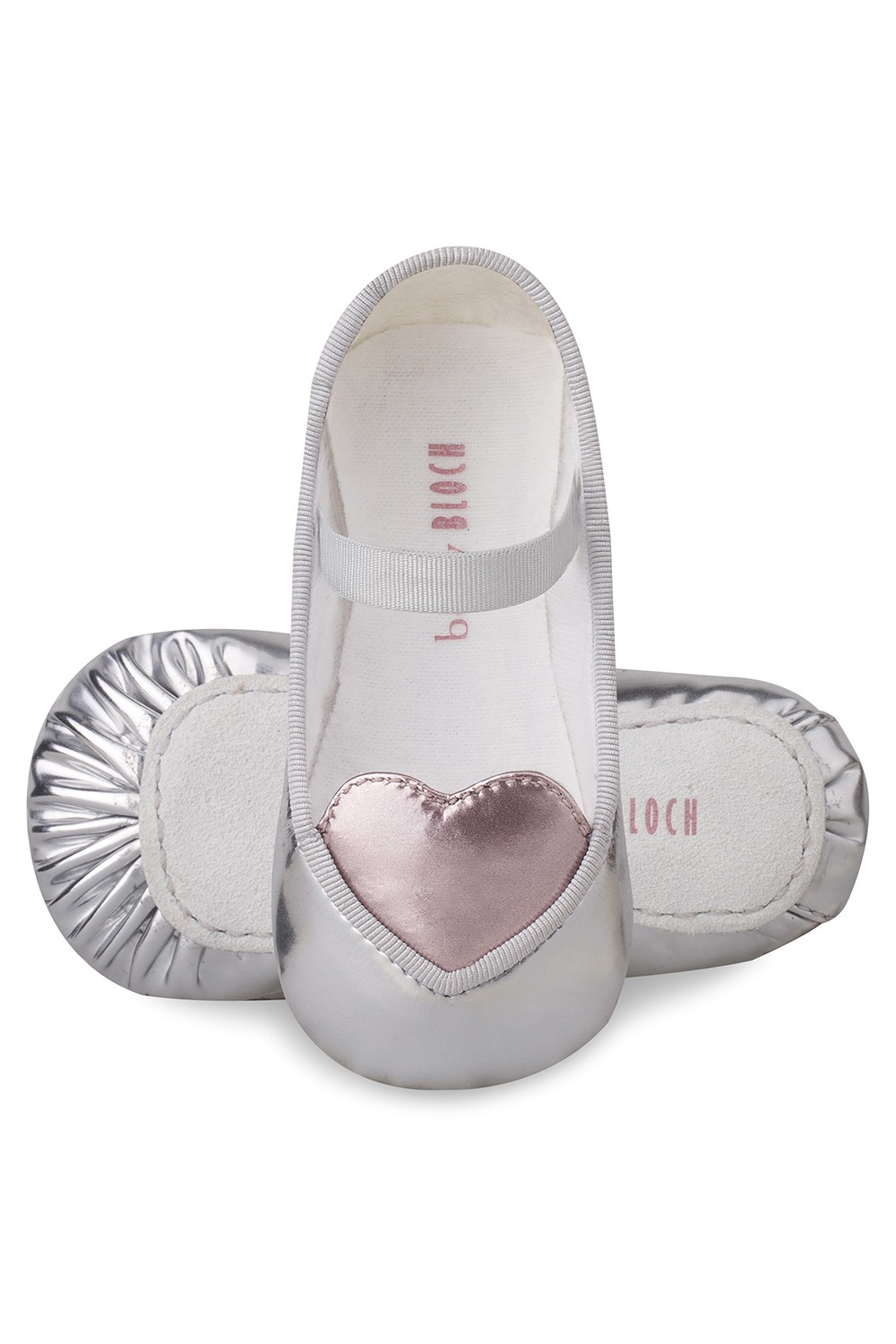 Baby Argento Annabelle Ballet Flat Shoes Babies Fashion Shoes