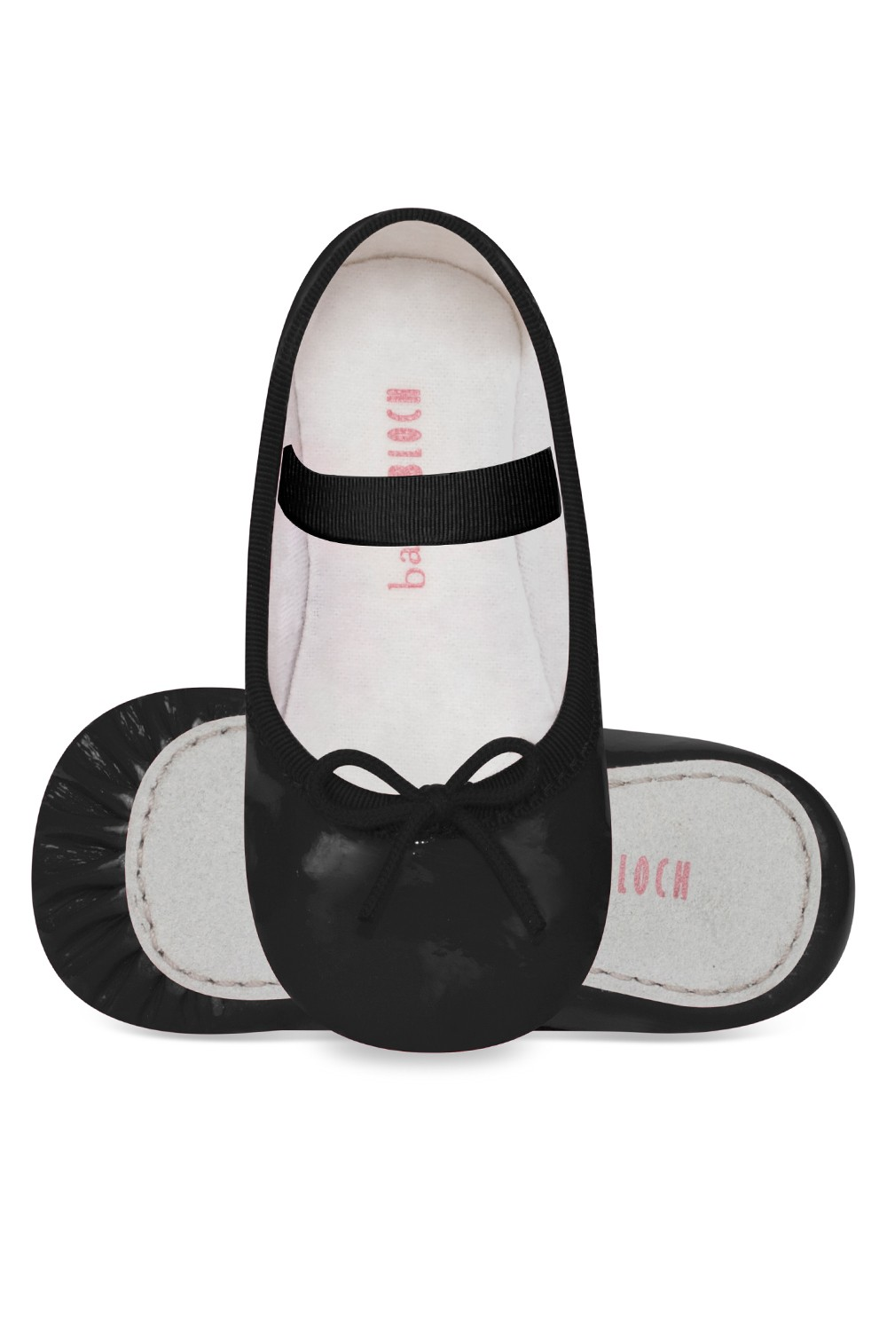 Baby Pink Cha Cha Pre-walker Ballet Flat Shoes Babies Fashion Shoes