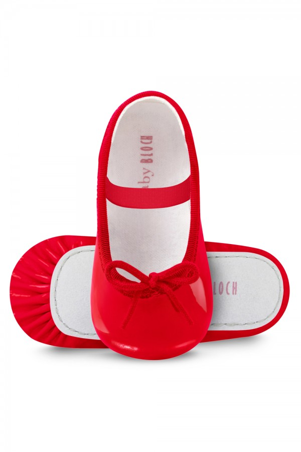 image - Baby Pink Cha Cha Pre-Walker Ballet Flat Shoes Babies Fashion Shoes