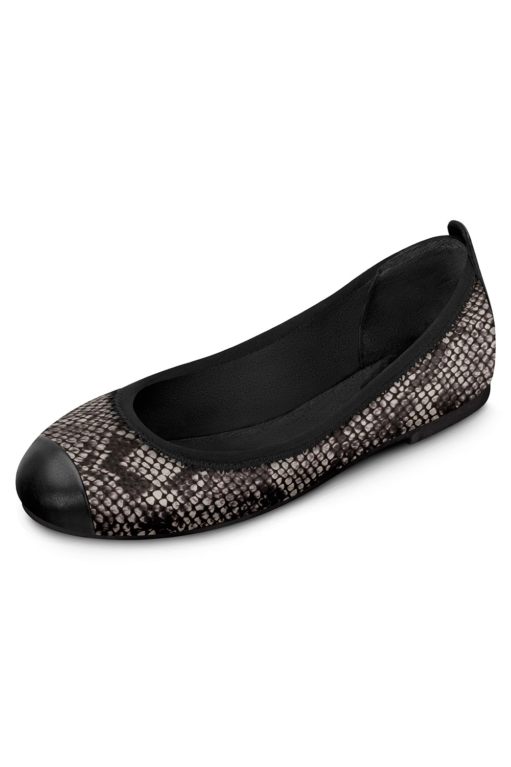 Python Ballet Flat Girls Fashion Shoes