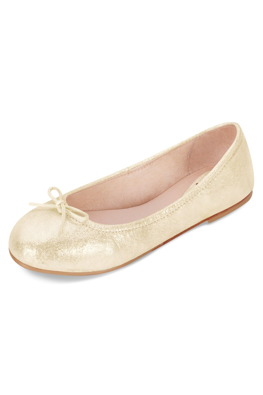 Girls Argento Sirenetta Ballet Flat Shoes Girls Fashion Shoes