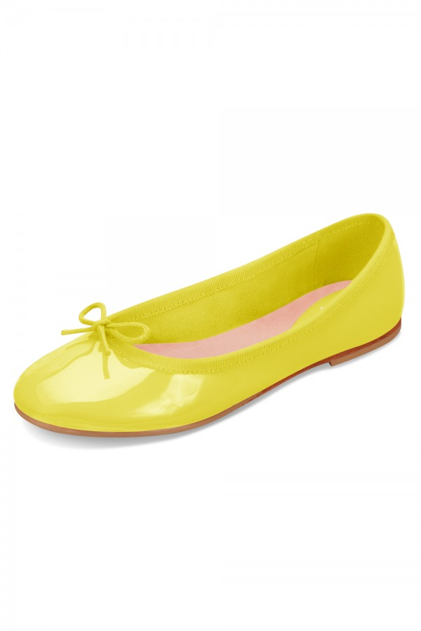 image - Girls Parakeet Cha Cha Flat Shoes Girls Fashion Shoes