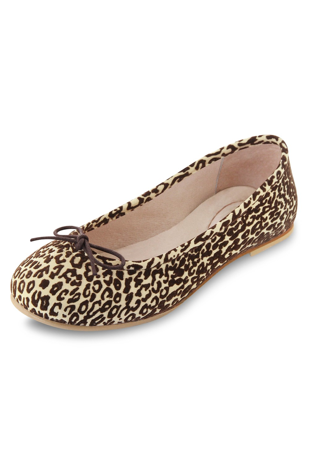 Arabella Leopard Girls Fashion Shoes