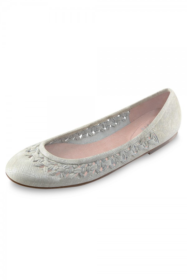 image - Alba Ladies Ballet Shoe Womens Fashion Shoes