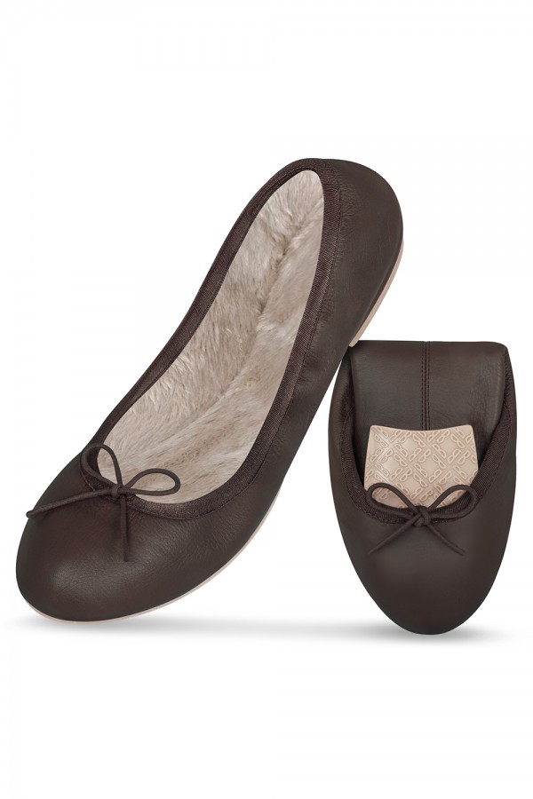 image - Amelie Ladies Ballet Flat Womens Fashion Shoes