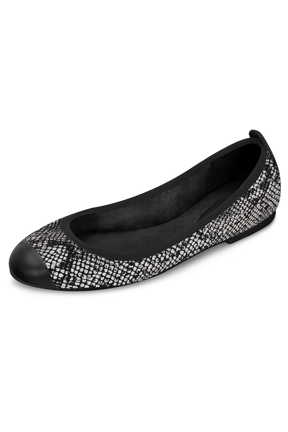 Python Ladies Ballet Flat Womens Fashion Shoes
