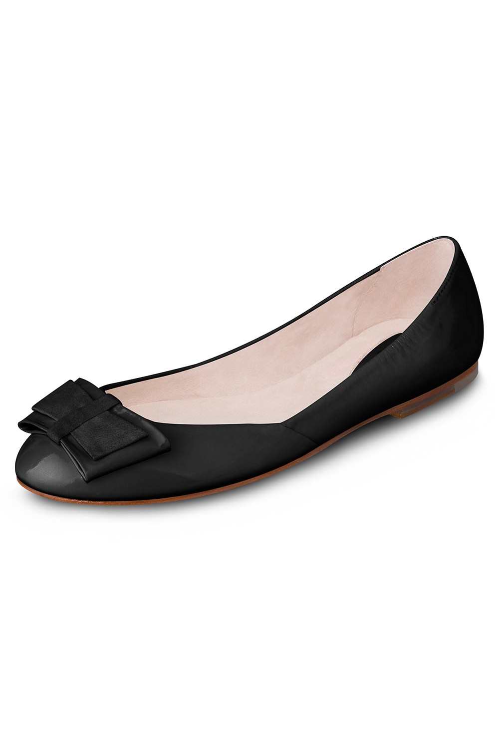 Morea Ballet Flat Womens Fashion Shoes