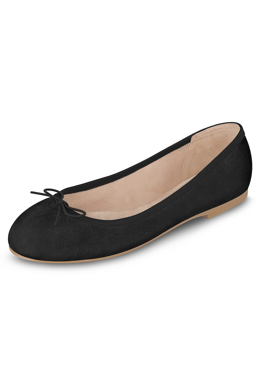 Suede Ladies Ballerina Womens Fashion Shoes