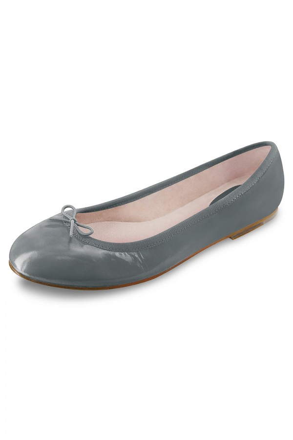 image - Patent Ballerina Flats Womens Fashion Shoes