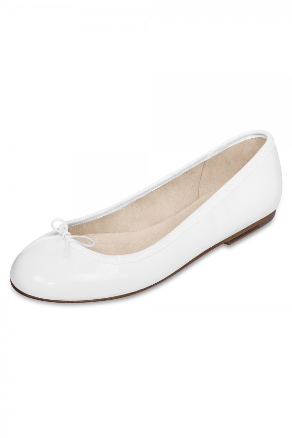 image - Soft Patent Ballerina Womens Fashion Shoes