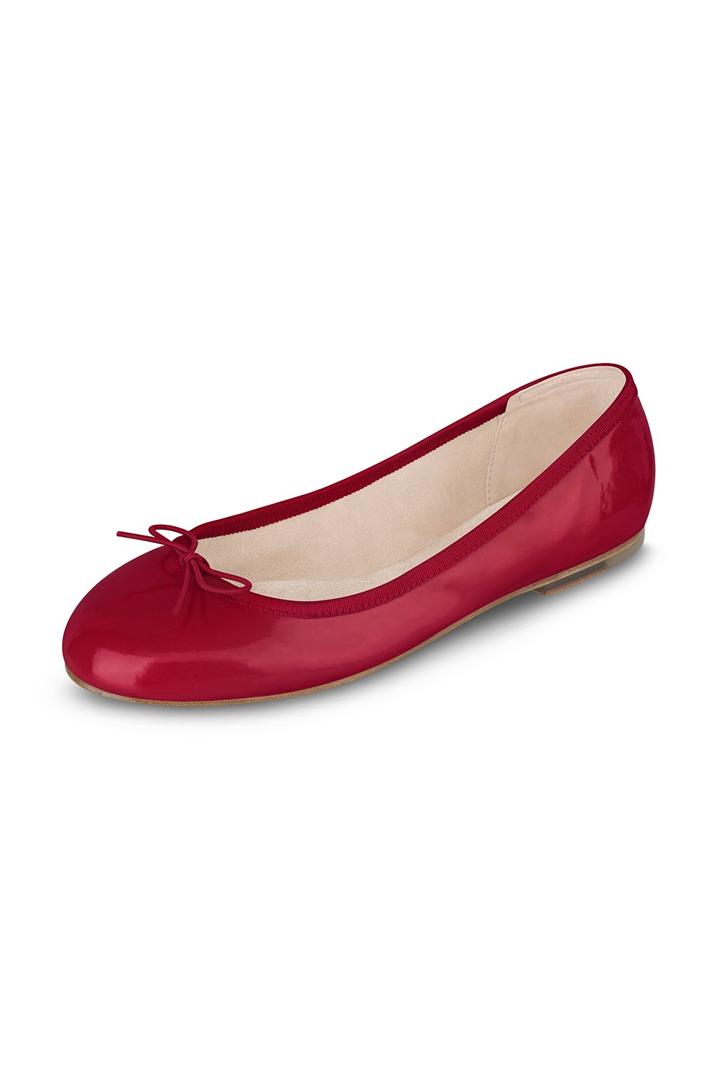 Soft Patent Ballerina Womens Fashion Shoes
