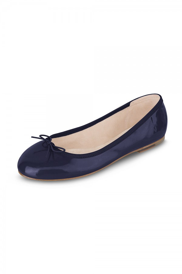 image - Soft Patent Ballerina Flats Womens Fashion Shoes