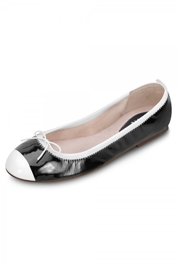 image - Amethyst and Luxury Ballet Flat Shoes Womens Fashion Shoes