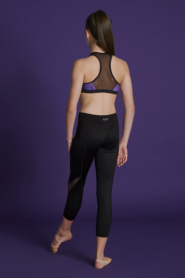 image - Mesh Racerback Crop Top Bloch Moves