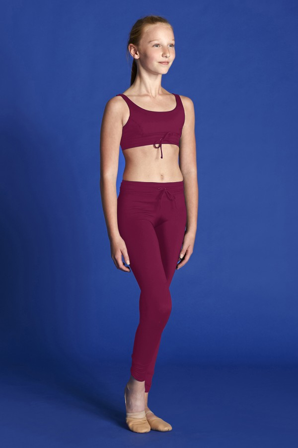 image - Drawcord Crop Top Bloch Moves