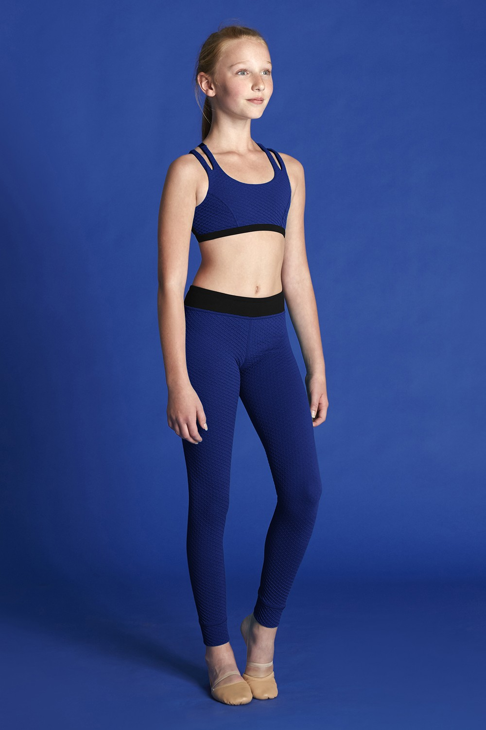 Core Textured Full Length Legging Bloch Moves