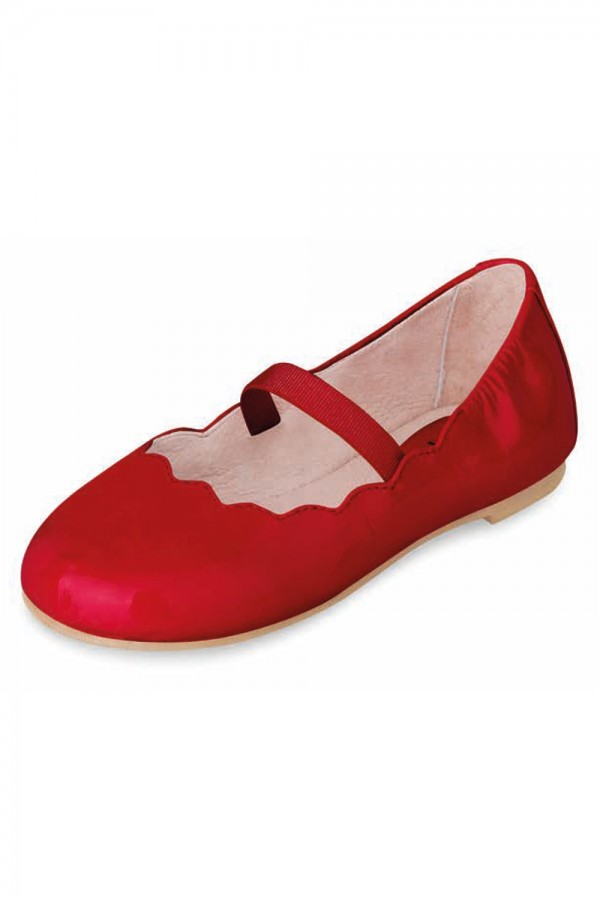 image - Scalloped Ballerina - Toddler Toddlers Fashion Shoes