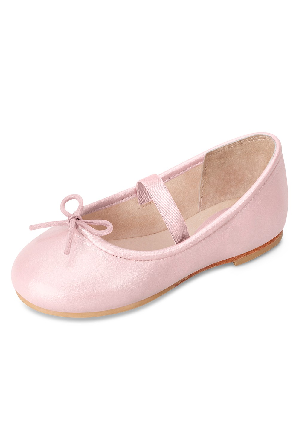 Toddler Argento Arabella Ballet Flat Shoes Toddlers Fashion Shoes
