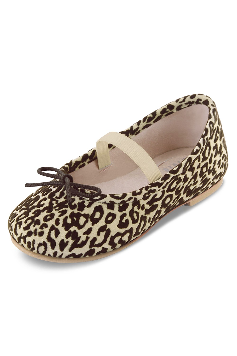 Arabella Leopard Toddlers Fashion Shoes