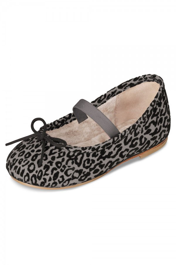 image - Arabella Leopard - Fur Lining Toddler Toddlers Fashion Shoes