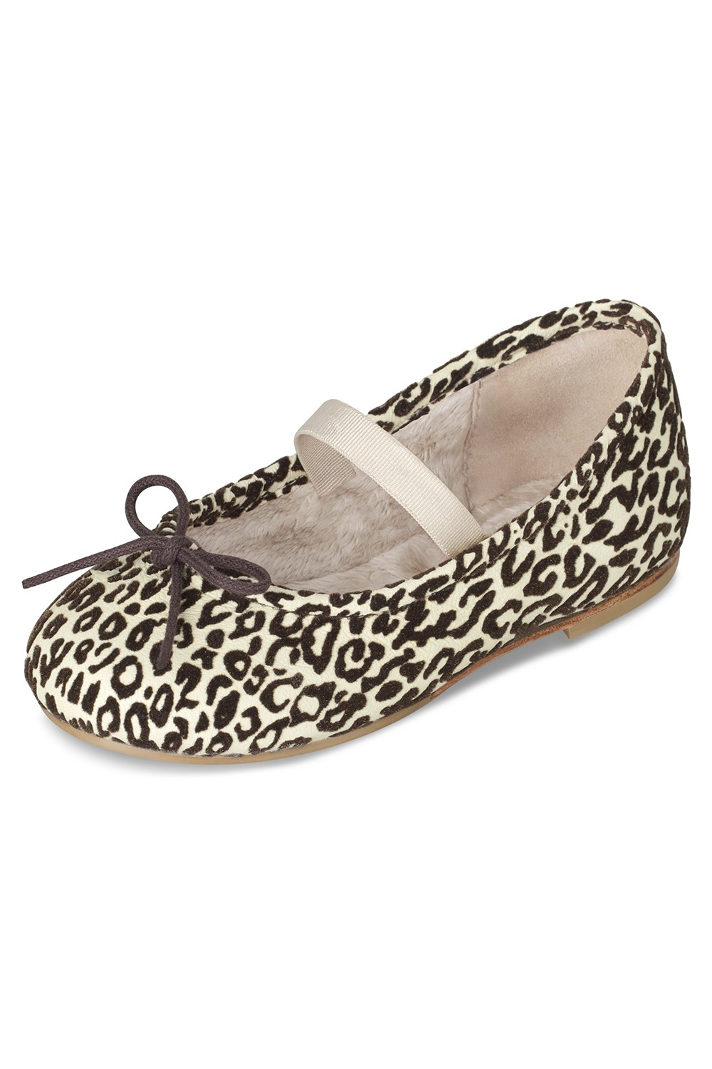 Arabella Leopard - Fellfutter Kleinkind Toddlers Fashion Shoes