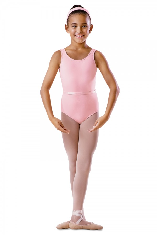 image - Round Neck Tank Leotard Children's Dance Uniforms