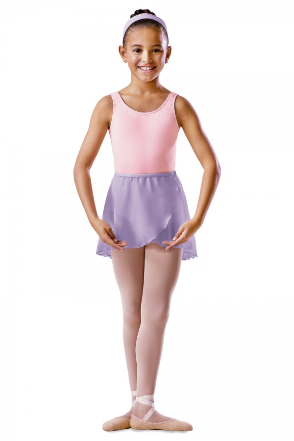 image - Childrens Cross Over Skirt Children's Dance Uniforms