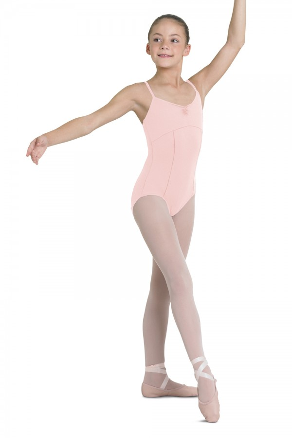 image - TAPERED STRAP LEOTARD Children's Dance Leotards