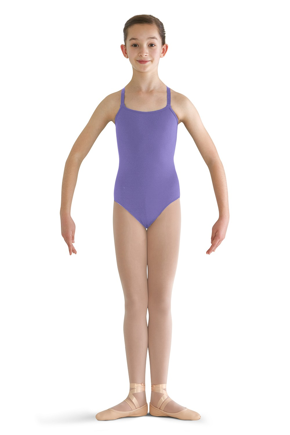 Adjustable Strap Leo Children's Dance Leotards