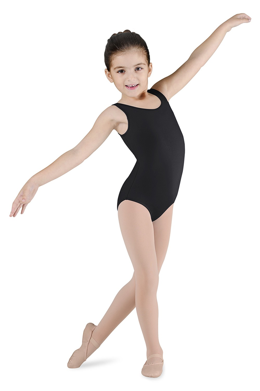 Dynamic Children's Dance Leotards