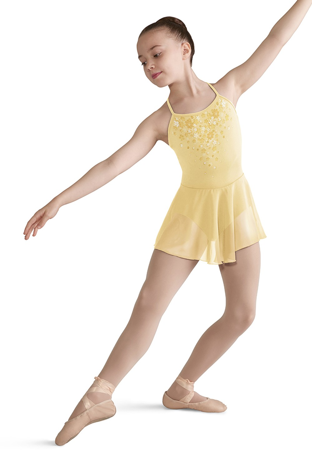 Lydie Girls Camisole Leotards