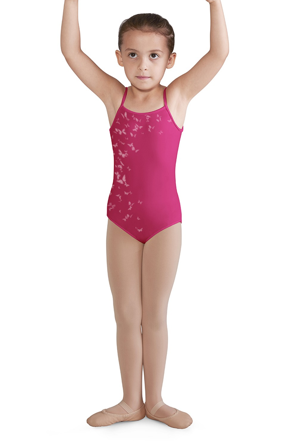 Maddie Girls Camisole Leotards