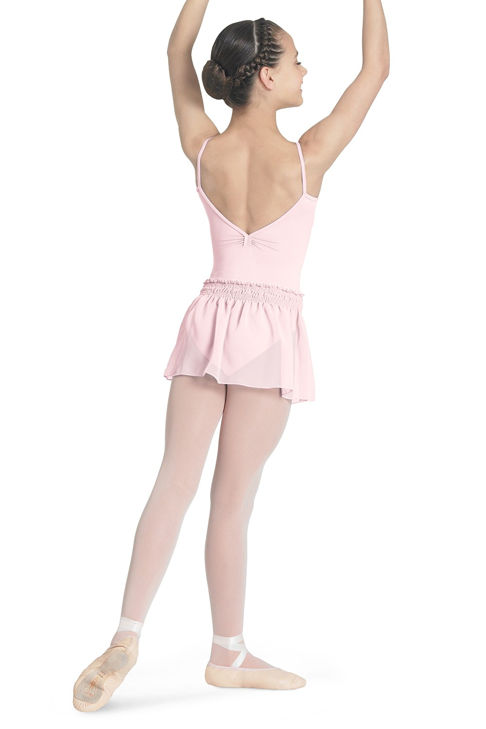 Camisole Pinched Back Leotard Children's Dance Leotards