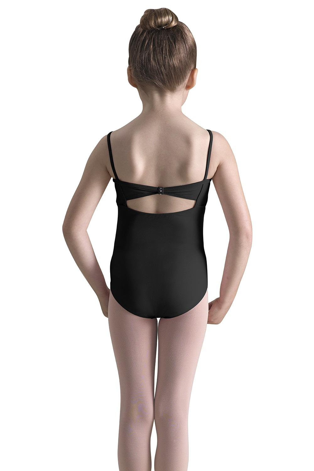Frill Neckline Camisole Leotard Children's Dance Leotards