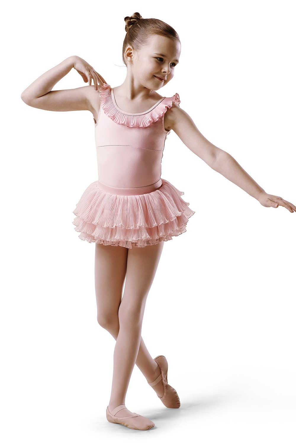Fujo- Frill Tank Leotard Children's Dance Leotards