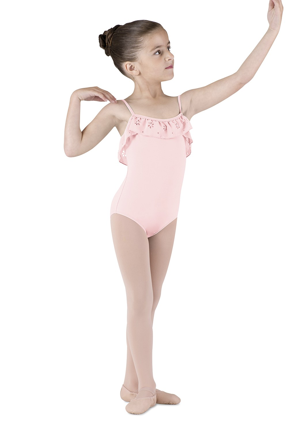 Frill Front/back Camisole Children's Dance Leotards