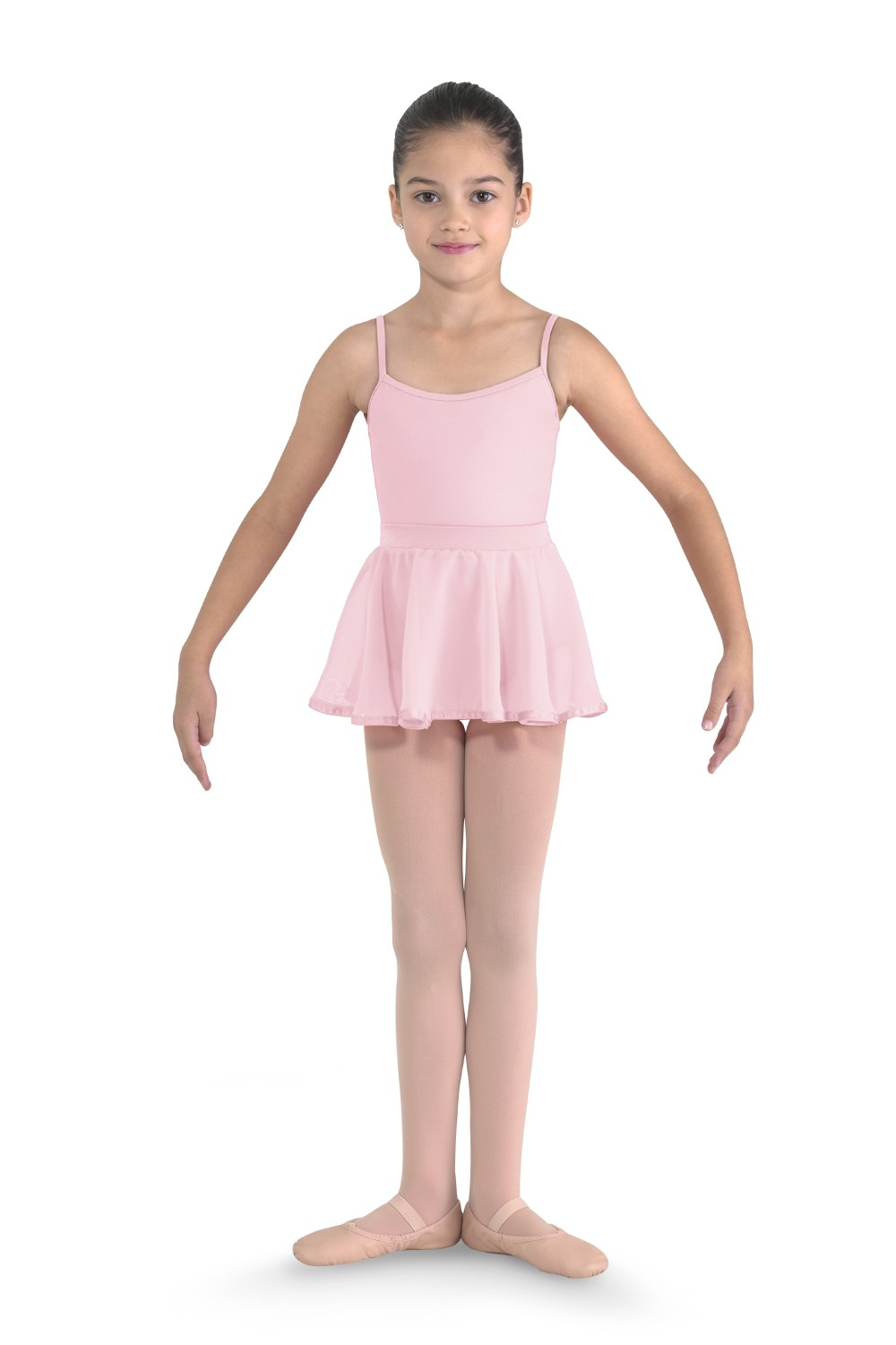 Ribbon Waist Camisole Children's Dance Leotards