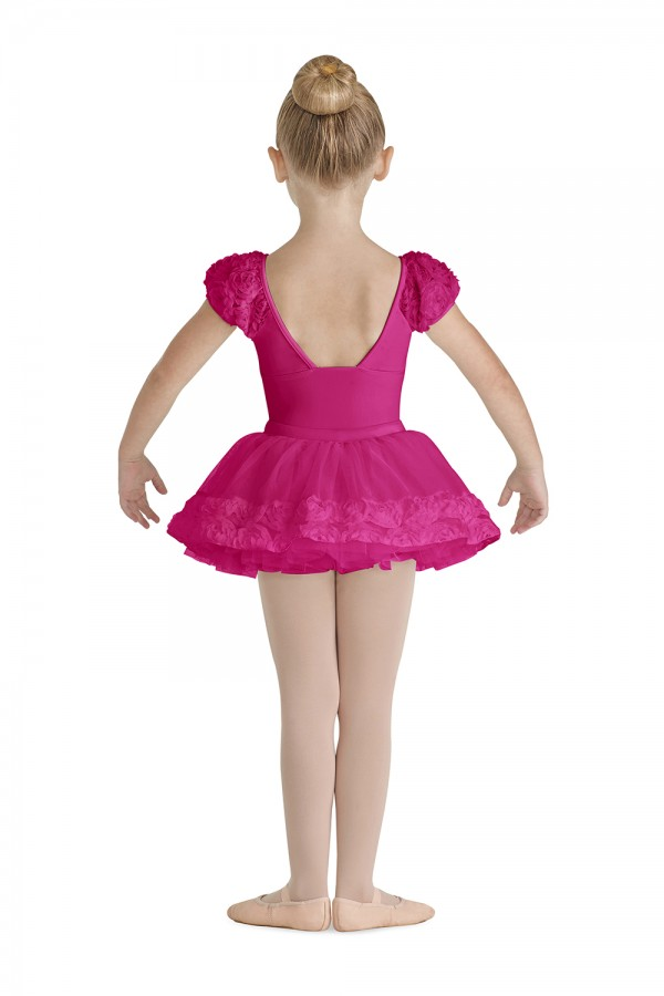image - Puff Sleeve Leotard Children's Dance Leotards