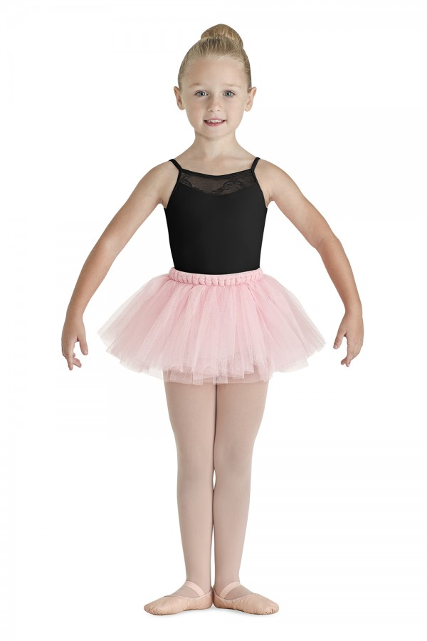 image - Butterfly Back Camisole Children's Dance Leotards
