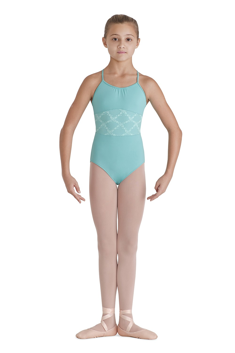 Racer Back Camisole Leotard Children's Dance Leotards