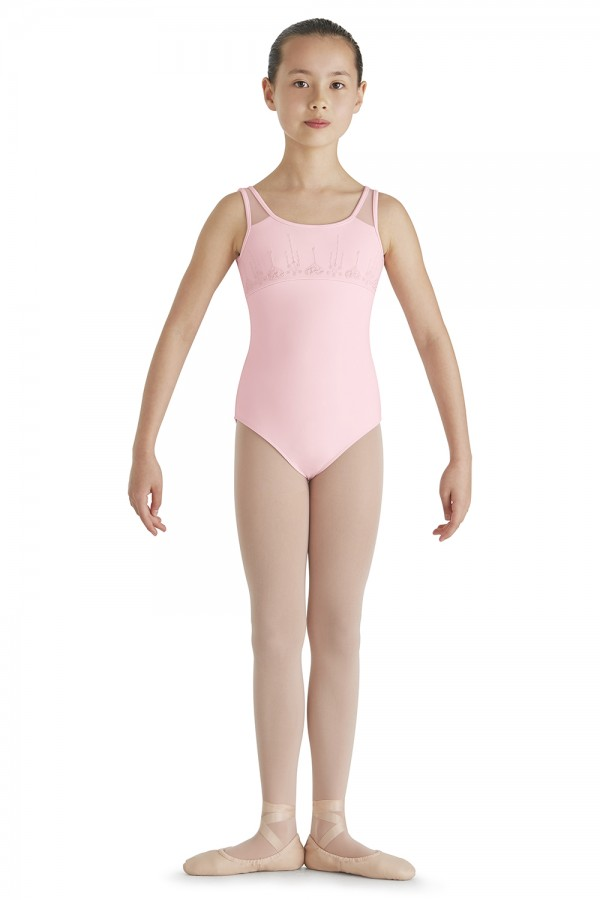 image - Nabila Children's Dance Leotards