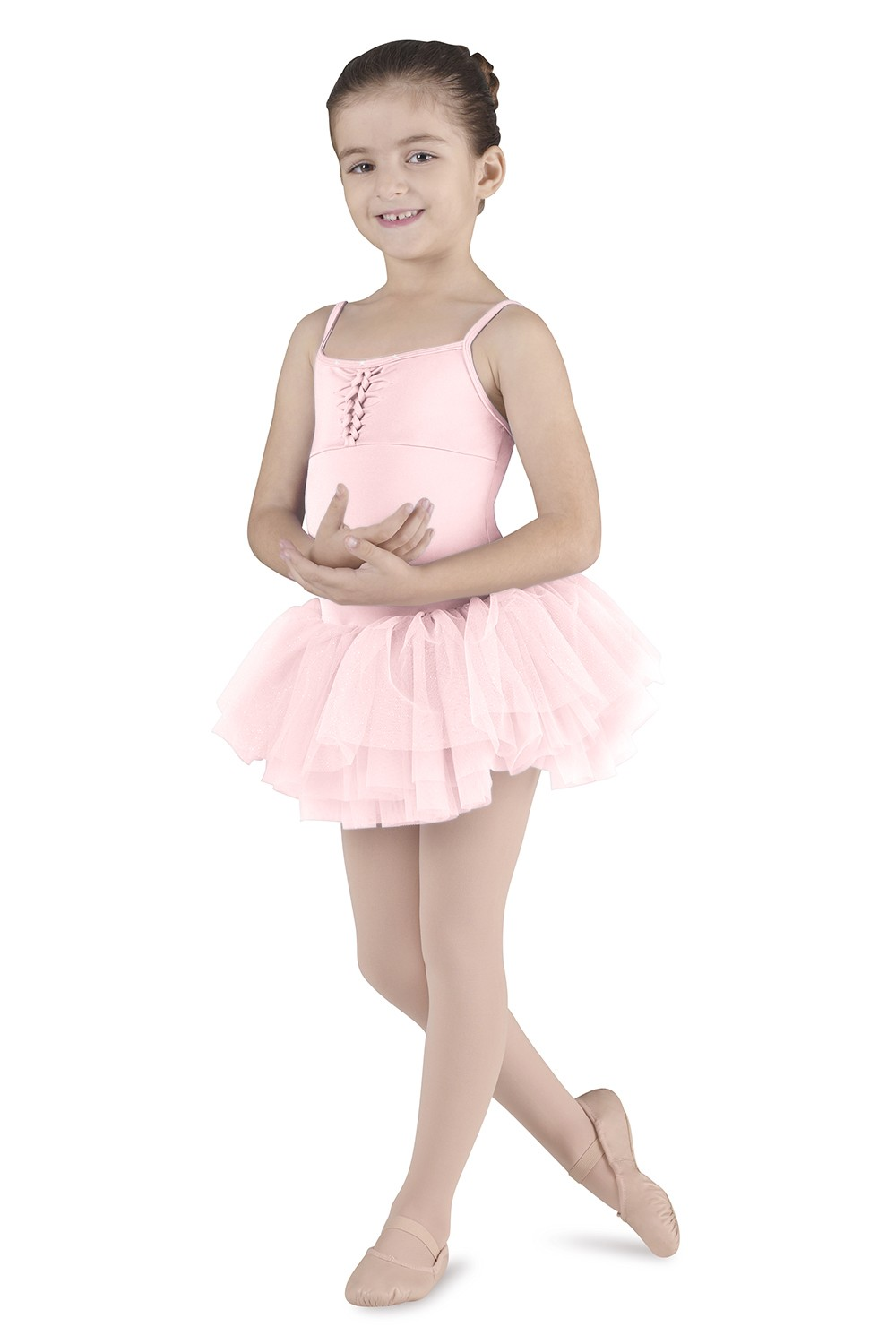 Spliced Tutu Dress Children's Dance Leotards