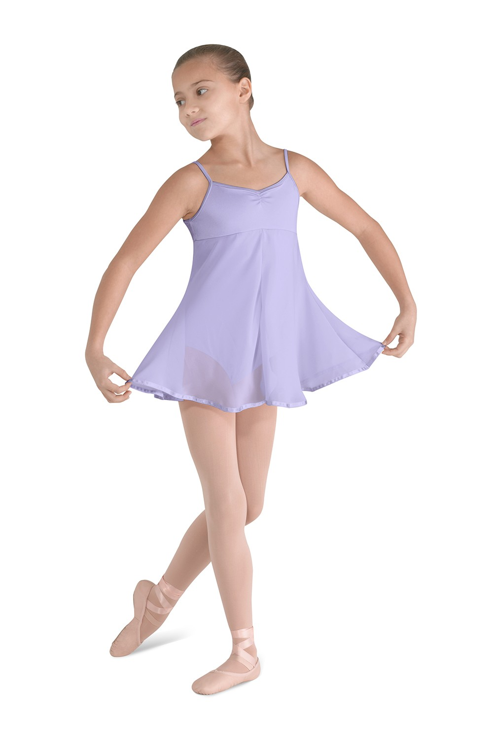 Camisole Dress Leotard Children's Dance Leotards