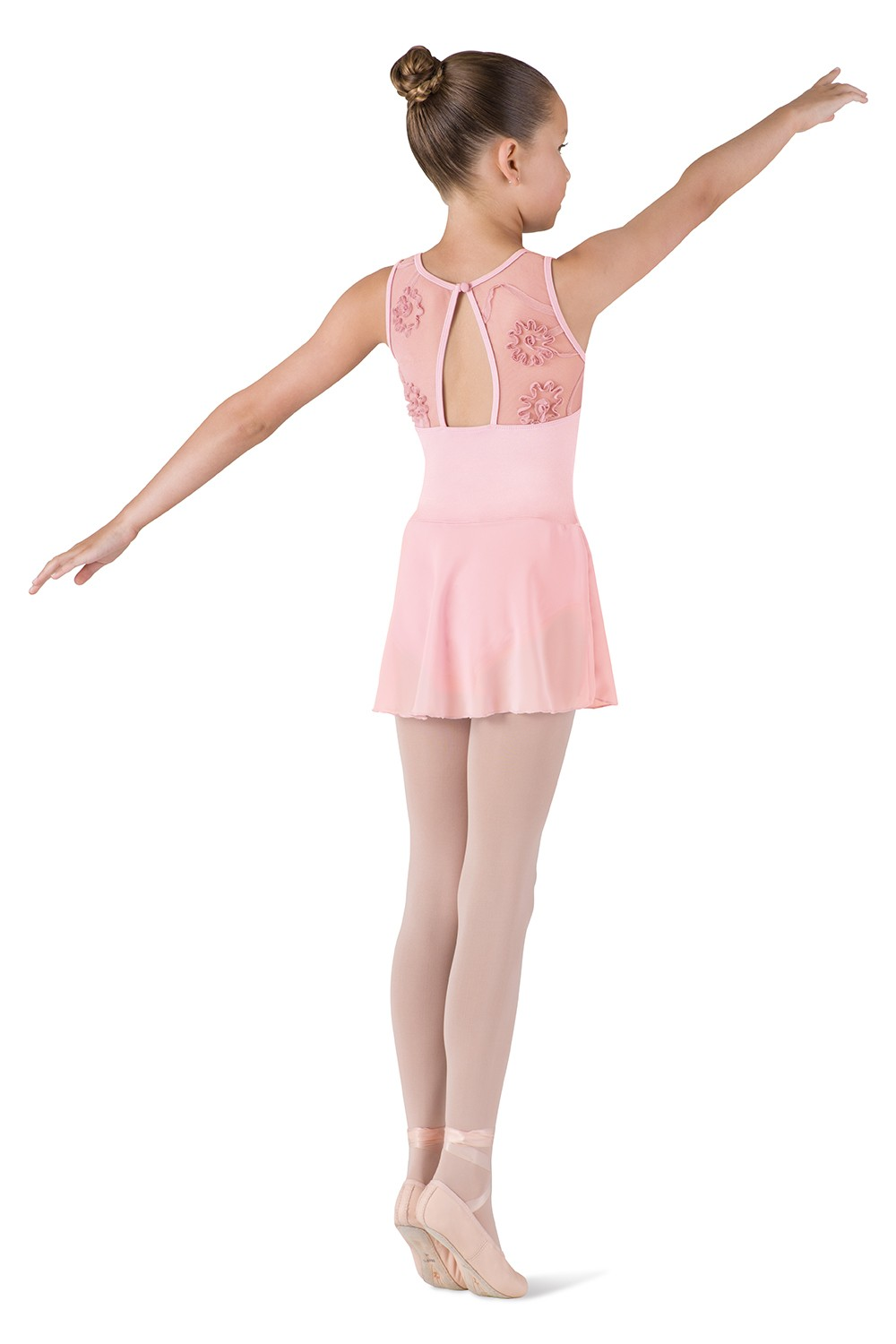 Skirted Tank Leo Children's Dance Leotards