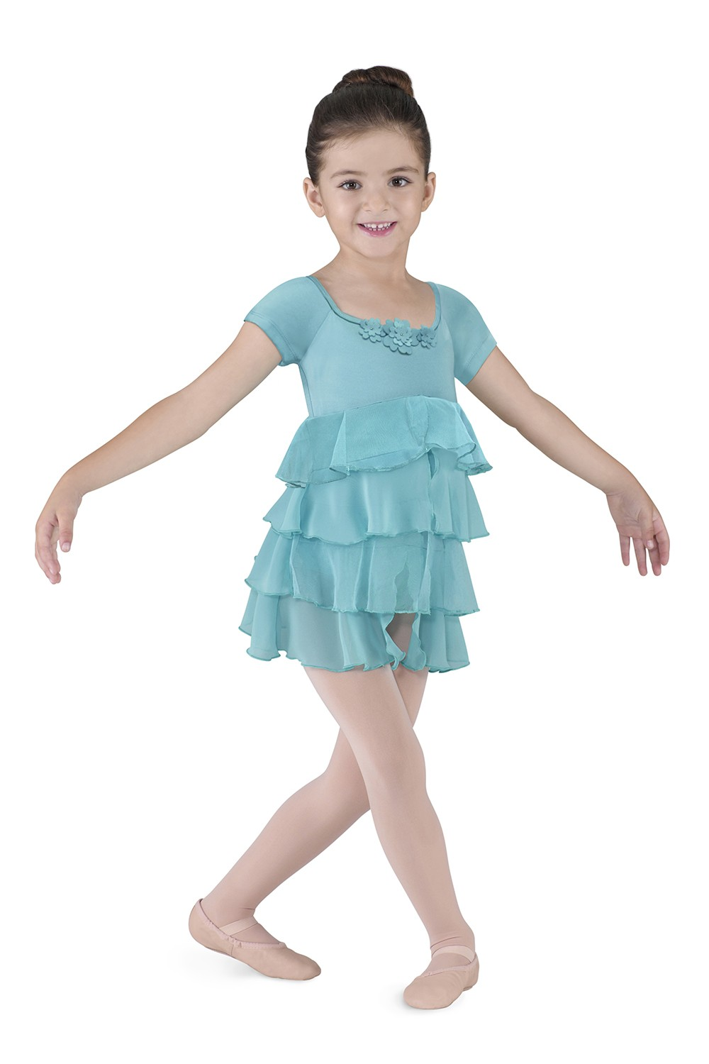 Cap Slv Dress Leo Children's Dance Leotards