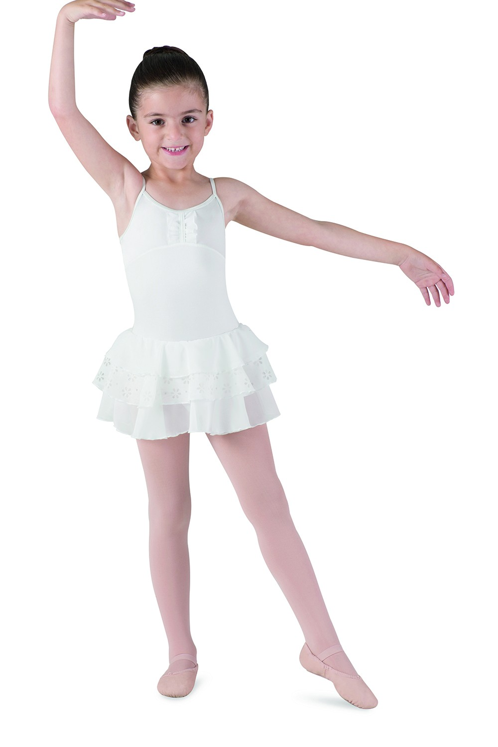 3 Tier Skirted Leotard Children's Dance Leotards
